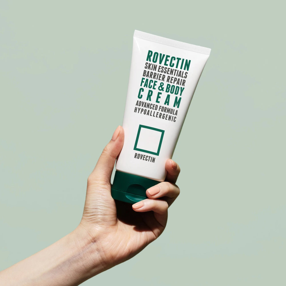 Barrier Repair Face & Body Cream - Rovectin Skin Essentials