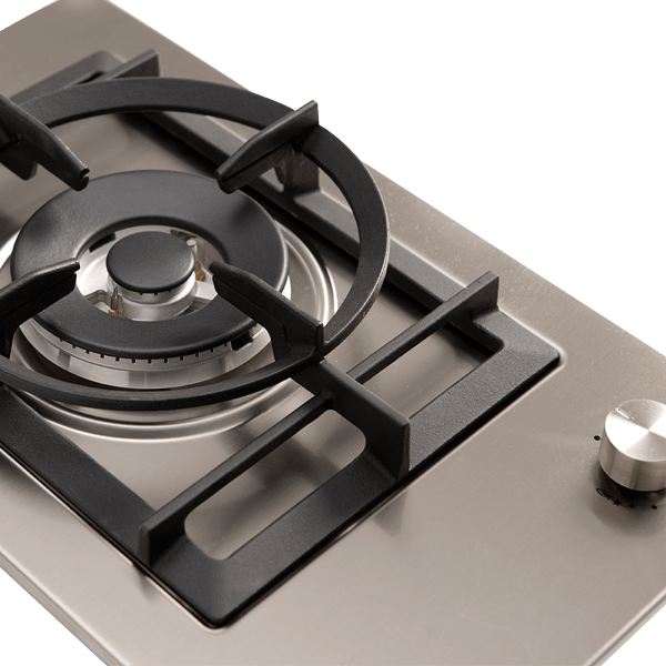 Stainless Steel Wok Burner Module - cronin-alfresco