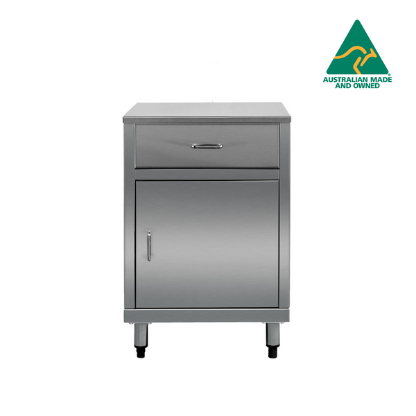 Stainless Steel Base Cabinet