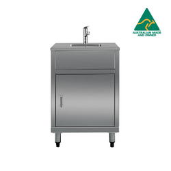 Stainless Steel Sink Module