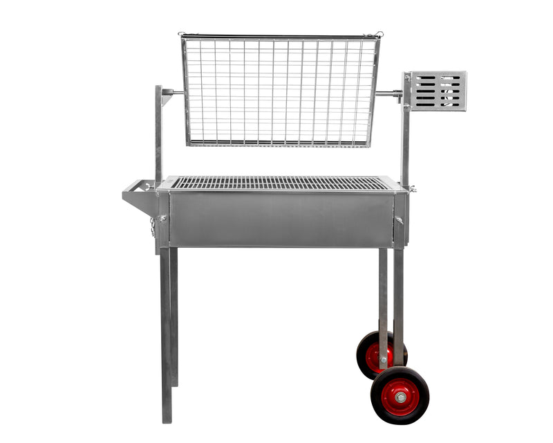Stainless Steel Rotisserie - cronin-alfresco