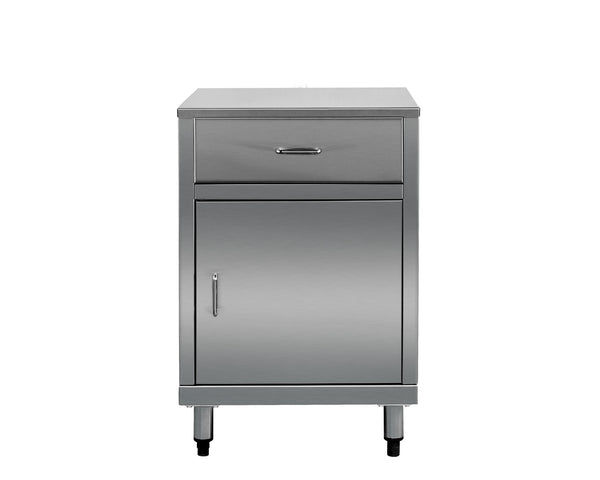 Stainless Steel Base Cabinet - cronin-alfresco