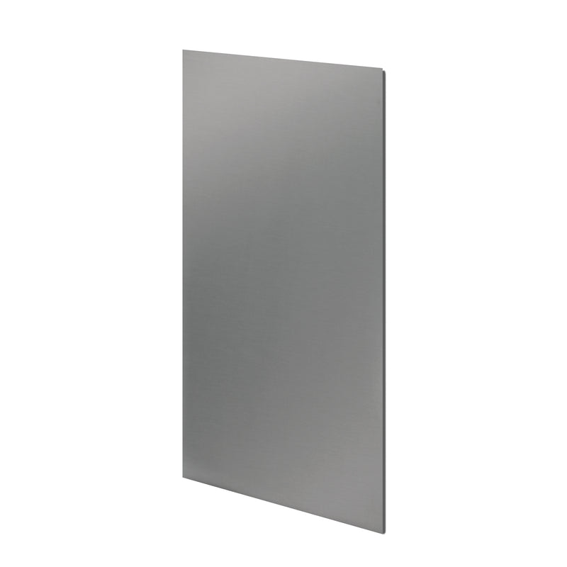 Stainless Steel End Panel - cronin-alfresco