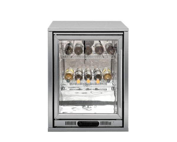 Stainless Steel Beverage Cooler Module - cronin-alfresco