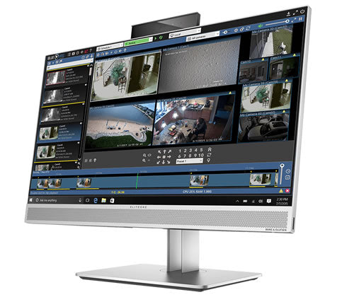 Blue Iris Video Recording Software Suite