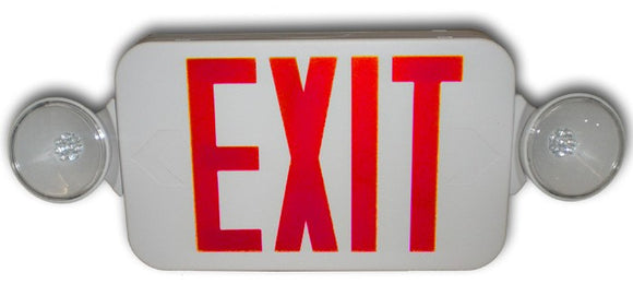 Exit Sign Emergency Light Camera HD 1080p