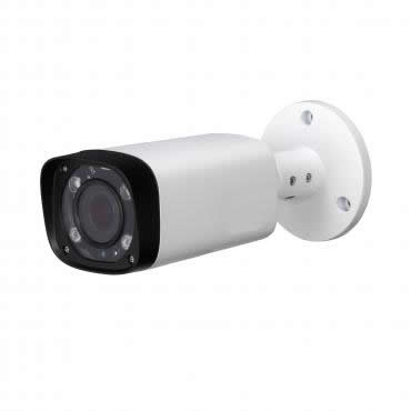 4 megapixel IR Motorized Varifocal Outdoor Bullet Camera 1080p