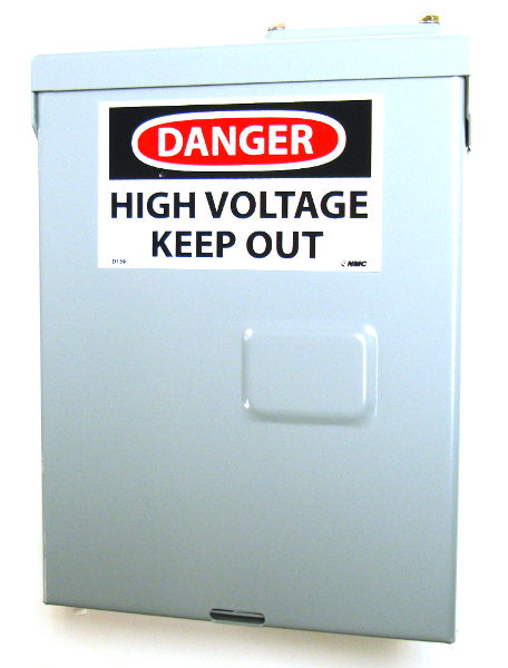 Voltage Box Hidden Camera Hard Wired HD 1080p