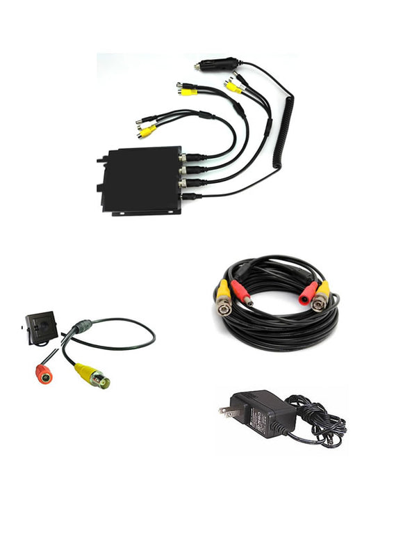 2 Channel Vending Camera HD Package