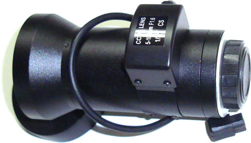 5-100mm Varifocal Lens CS Mount