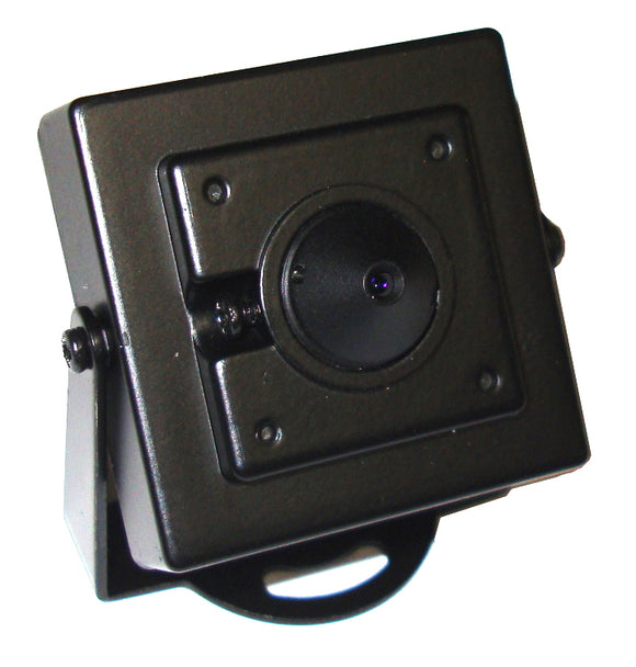 750 Line Color Pinhole Camera