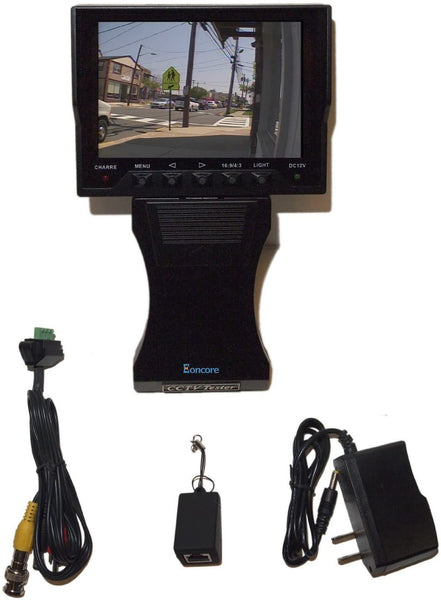 3.5in Portable Monitor W/ Recharge Battery