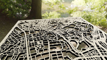 Load image into Gallery viewer, University of Tokyo 3D Wooden Laser Cut Campus Map | Unique Gift - Silvan Art