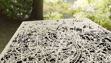 Load image into Gallery viewer, Bangkok, Thailand - 3D Wooden Laser Cut Map | Unique Gift