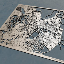Load image into Gallery viewer, Jaipur India - 3D Wooden Laser Cut Map | Unique Gift