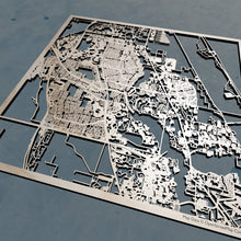 Load image into Gallery viewer, Port St. Lucie Florida - 3D Wooden Laser Cut Map | Unique Gift