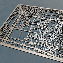Load image into Gallery viewer, Kyoto University 3D Wooden Laser Cut Campus Map | Unique Gift - Silvan Art