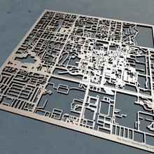Load image into Gallery viewer, University of South Florida USF - 3D Wooden Laser Cut Campus Map | Unique Gift