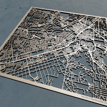 Load image into Gallery viewer, Riverside, California - 3D Wooden Laser Cut Map | Unique Gift