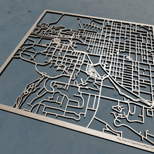 Load image into Gallery viewer, University of Idaho 3D Wooden Laser Cut Campus Map | Unique Gift