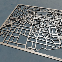 Load image into Gallery viewer, University of Delaware 3D Wooden Laser Cut Campus Map | Unique Gift
