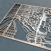 Load image into Gallery viewer, University of Washington - 3D Wooden Laser Cut Campus Map | Unique Gift