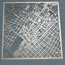 Load image into Gallery viewer, Penn State University Park (PSU) - 3D Wooden Laser Cut Campus Map | Unique Gift