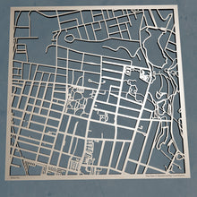 Load image into Gallery viewer, Albertus Magnus College 3D Wooden Laser Cut Campus Map | Unique Gift - Silvan Art