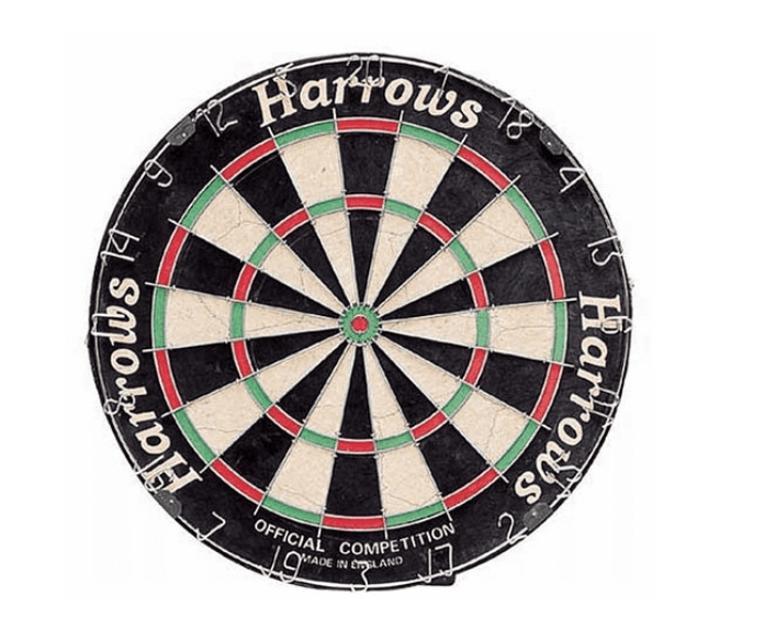 Offical Competition Dart board