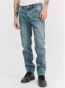 Bones Denim Jean-Heritage Blue
