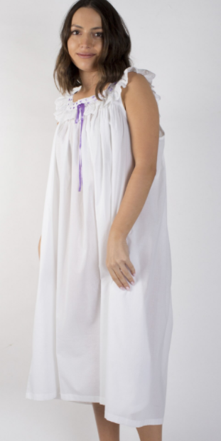 Nicola Sleeveless Nightdress