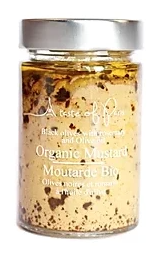 Organic Mustard Black olives & Rosemary