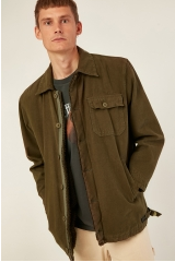 Legion Sherpa Jacket Ivy Green