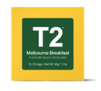 Melbourne Breakfast TBag Cube