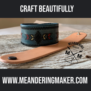 Create Your Own Customized Leather Bracelet