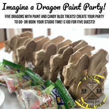 Load image into Gallery viewer, Imagine a Dragon Birthday Party