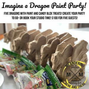 Imagine a Dragon Birthday Party