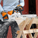MSA 200 C-QB Battery Powered Saw
