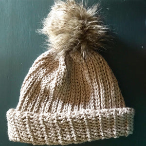 Textured Sailor's Hat