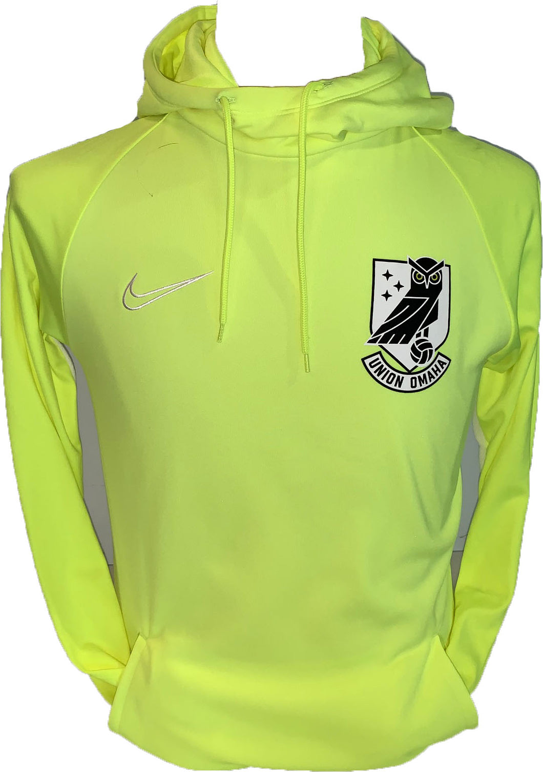 Union Omaha Men's Nike Academy Volt Pullover Hoodie