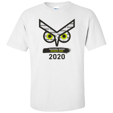 Union Omaha Adult 2020 Inaugural Season T-Shirt