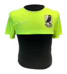 Union Omaha Men's Nike Anthracite/Volt Dry Pro S/S Crest Tee