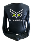 Union Omaha Men's Nike Black #VIVABUHOS L/S Core Cotton Tee