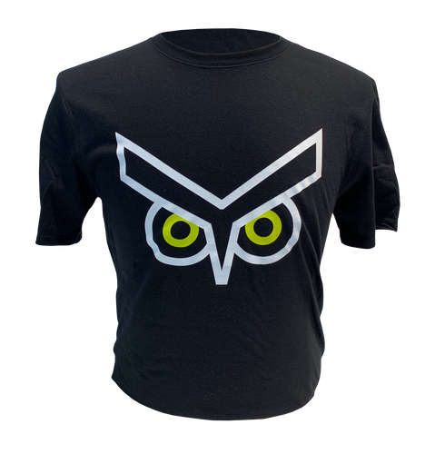 Union Omaha Men's Nike Black Core Eyes Tee
