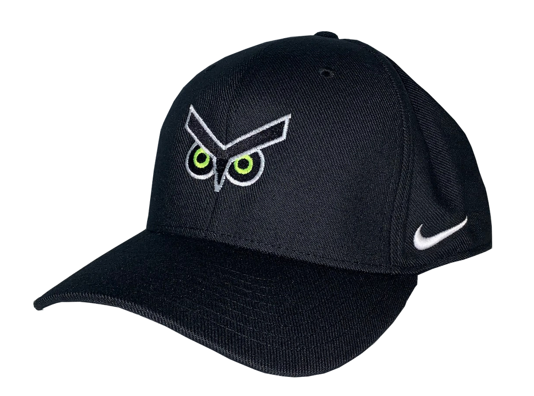 Union Omaha Nike Grey Crest Eyes Adj. Hat