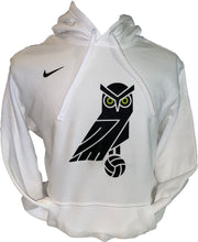 Load image into Gallery viewer, Union Omaha Men's Nike Club Fleece White Hoodie
