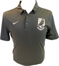 Load image into Gallery viewer, Union Omaha Men's Nike DriFit Anthracite Polo