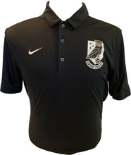 Load image into Gallery viewer, Union Omaha Men's Nike DriFit Black Polo