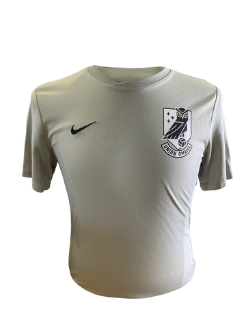 Union Omaha Men's Nike Official Grey S/S Training Top