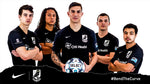 Union Omaha Official Player Worn Black Jersey